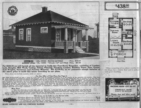 sears homes floor plans build like it 39 s 1925 go bungalow