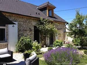 renovation d39une maison de campagne agnes delaval cote With renovation maison de campagne