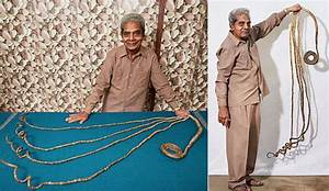 World's Longest Fingernails 30-Feet Long: Guinness World ...