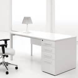 white pedestal desk with white computer desk with hutch office furniture
