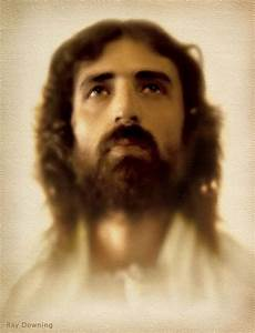real face of jesus ray downing - Google Search | Art of ...