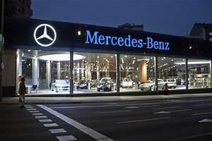 Mercedes Benz Shop : mercedes benz flagship store beplan design build ~ Jslefanu.com Haus und Dekorationen