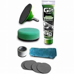 Produit Rayure Voiture : kit de r novation de phares gs27 feu vert ~ Melissatoandfro.com Idées de Décoration