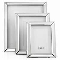 mirrored picture frames Broadway Mirrored Picture Frame | Z Gallerie