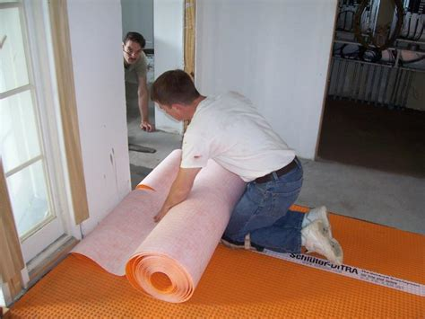 anti fracture membrane for tile gooden s floors and more services