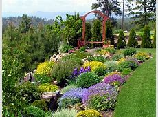 Exterior Front Yard Landscaping Ideas Designed By Colorful