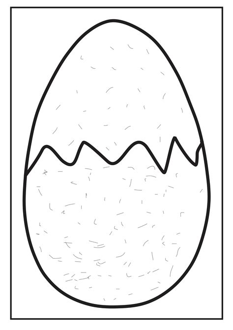Coloring Egg by Coloring Pages Best Images Of Kindergarten Math