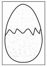 Egg Coloring Pages Dinosaur Colouring Template Easter Dragon Worksheets Eggrolls Lazy Clipartmag Searches Recent Pals Panther Pink sketch template