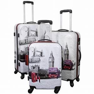 Koffer Zum Rollen : top design trolley koffer set 3 tlg 4 rollen mod london 2 189 ~ Markanthonyermac.com Haus und Dekorationen