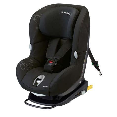 siege auto bebe pivotant groupe 0 1 bebe confort siège auto milofix isofix groupe 0 1 achat