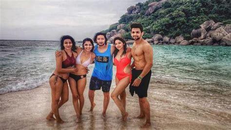 Kumkum Bhagya Actress Sriti Jhas Bikini Body Youtube