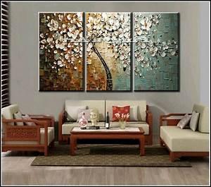 Bilder Modern Wohnzimmer : moderne wandbilder wohnzimmer ~ Orissabook.com Haus und Dekorationen