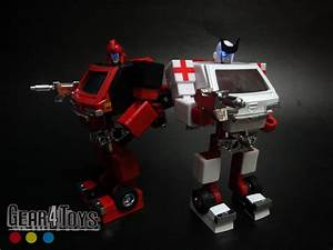 New G1 Ironhde and Ratchet Upgrade kits from Gear4Toys ...