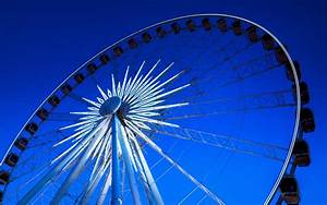 Ferris Wheel 4K Wallpapers | HD Wallpapers | ID #21647