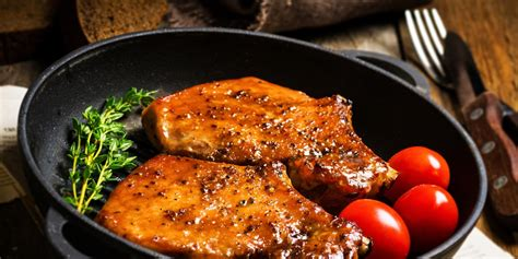 The following pork chops recipe provides the foundation for cooking the most perfectly 4 side dish ideas for pork chops. Pork Loin Top Chops Boneless Thin Cut Recipe   Deporecipe.co