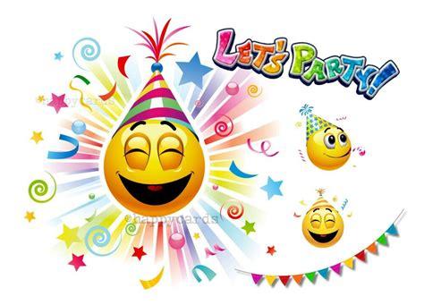 einladungskarten smiley emoji geburtstag kinder