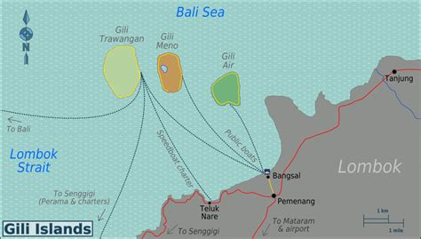 gili islands wikipedia