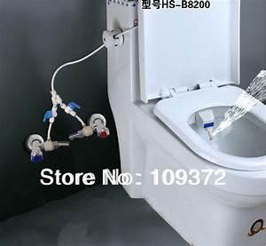 Wc Bidet Kombination : buy free shipping toilet bidet combination blue and white hygenic bio bidet ~ Watch28wear.com Haus und Dekorationen