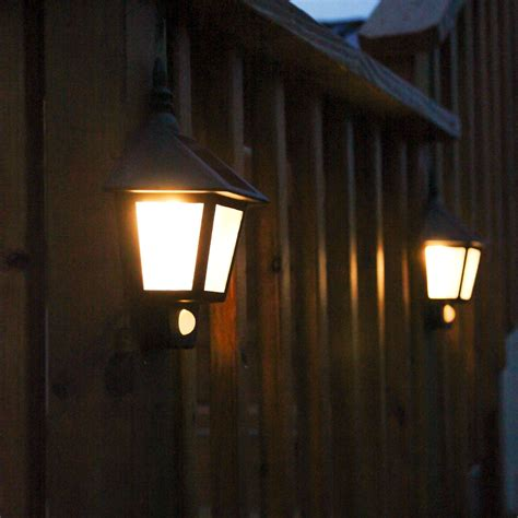 lights solar solar wall olwyn solar wall light