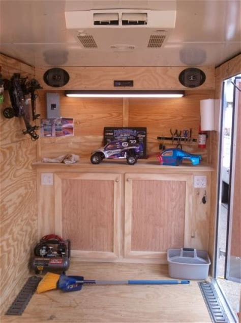 V Nose Enclosed Trailer Cabinets by Best 25 Rv Cabinets Ideas On Paint Rv
