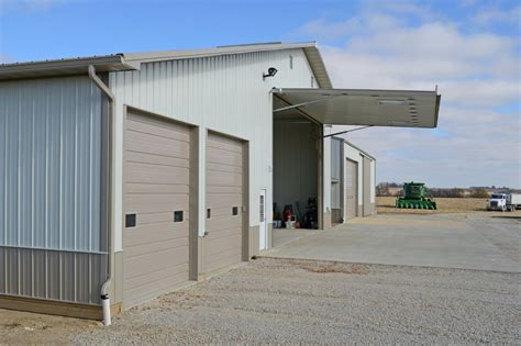 tin ceilings which type of door is best for your pole barn wick