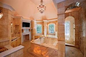 Modern Mansion Master Bathrooms - Home Design Jobs