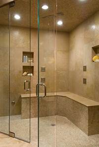 great triangle corner shower Built-in Shower Bench and Corner Seat Super Guide   Ensotile