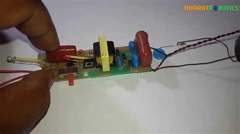 High Voltage Generator Youtube