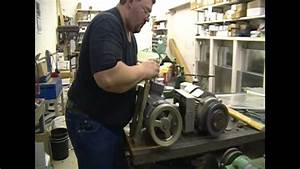 Quincy 325 Air Compressor Baldor Motor Installation