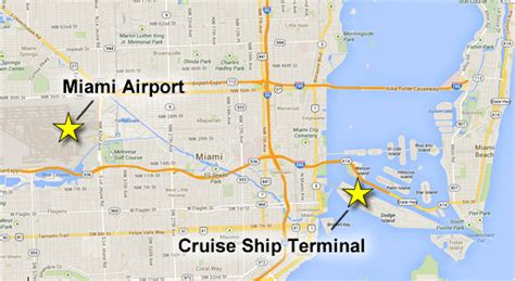 6 Easy Ways To Get From The Airport To The Miami Cruise