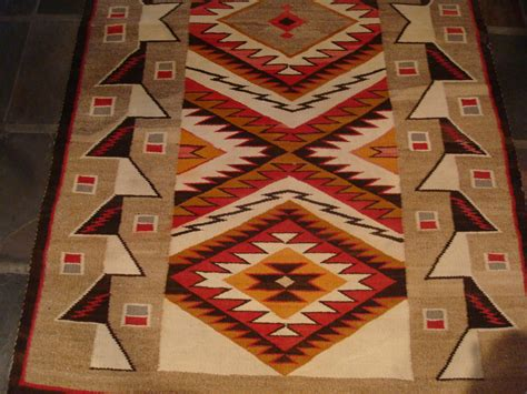 Navajo Indian Rugs by American Indian And Navajo Rugs And Textiles At