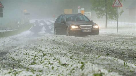 was ist hagel wetter hagel gefahr turbulentes wetter in s 252 ddeutschland welt