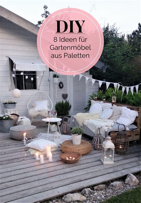 Balkonmöbel Selber Machen by Upcycling 8 Gartenm 246 Bel Aus Paletten Selber Machen