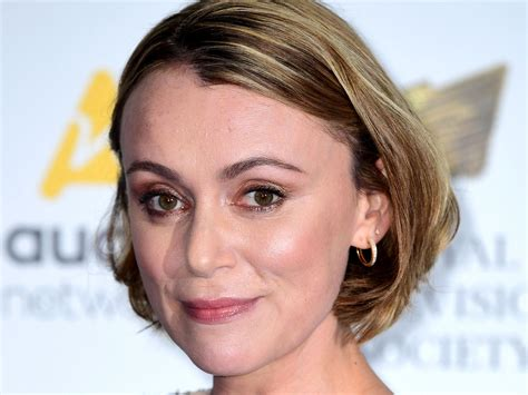 Keeley Hawes reveals she demanded equal pay with male co ...