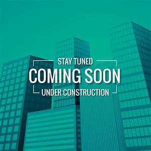 Sstay, Tuned, Coming, Soon, Text, With, Building, At, Background