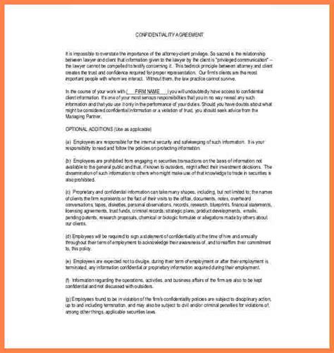 client confidentiality agreement template purchase