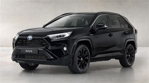 New 2020 Toyota RAV4 Black Edition added to line-up | Auto ...