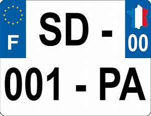 Plaque D Immatriculation Norauto : plaque immatriculation moto plexiglass nouveau syst me ~ Dailycaller-alerts.com Idées de Décoration