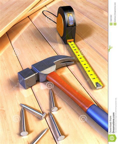 woodwork tools stock illustration illustration  measure