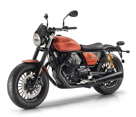Modification Moto Guzzi V9 Bobber by Moto Guzzi V9 Bobber Sport Makes Its Debut Superbike