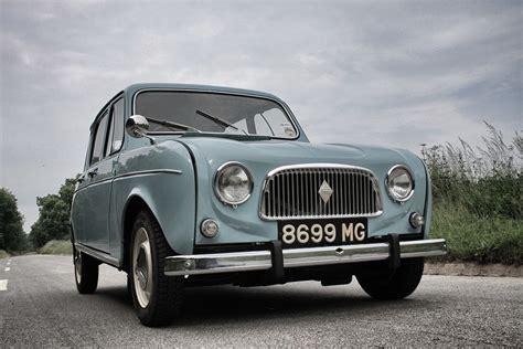 Renault 4 - Classic Car Review   Honest John