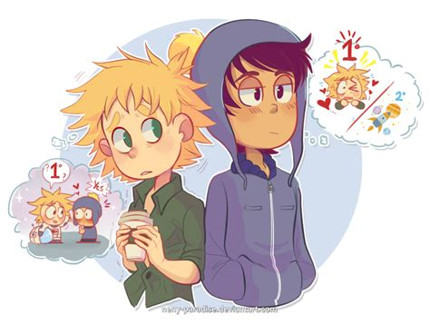 The Gallery For --> South Park Craig X Tweek