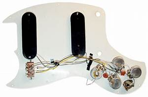 Wiring Diagram For Two Pickup Guitar