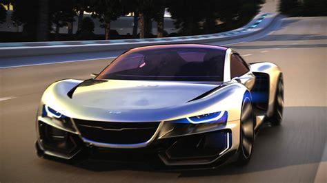 Saab Airox Autonomous Concept Supercar Is A Swedish Dream