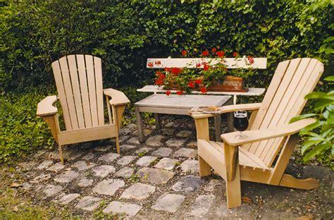 plan chaise de jardin en bois fauteuil de jardin bois adirondack myqto com