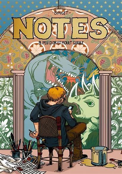 Boulet Notes Tome Bd Note Bande Dessin