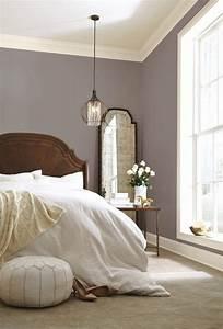 Welche Farbe Fürs Schlafzimmer : schlafzimmer gestalten prachtvolle wandgestaltung ~ Michelbontemps.com Haus und Dekorationen
