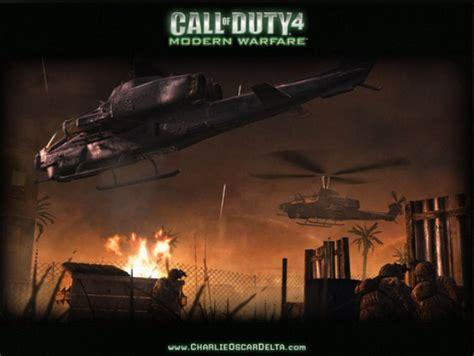 Call Of Duty 4 Modern Warfare Walkthrough Videos Guide