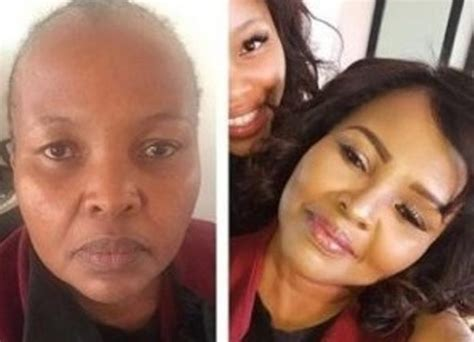 A Reveal of Faith Nketsi's Age and What She Looked Like ...