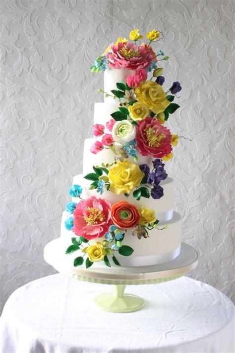17 Best Ideas About 4 Tier Wedding Cake On Pinterest